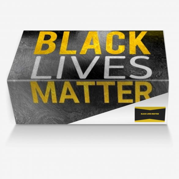 BLM Shoe Box