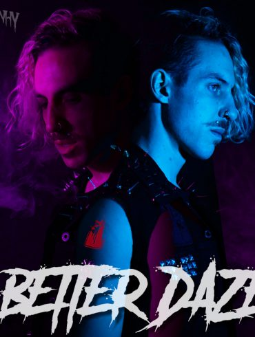 KNO/WHY Better Daze Cover